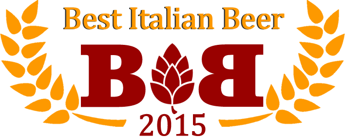 Best Italian Beer 2015 Award