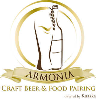 Medaglia d'Oro Armonia European Craft Beer Competition 2016